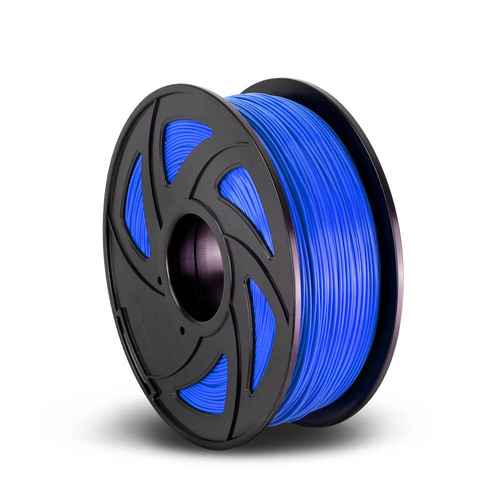 3D Printer Filament PLA 1.75mm 1kg per Roll Blue