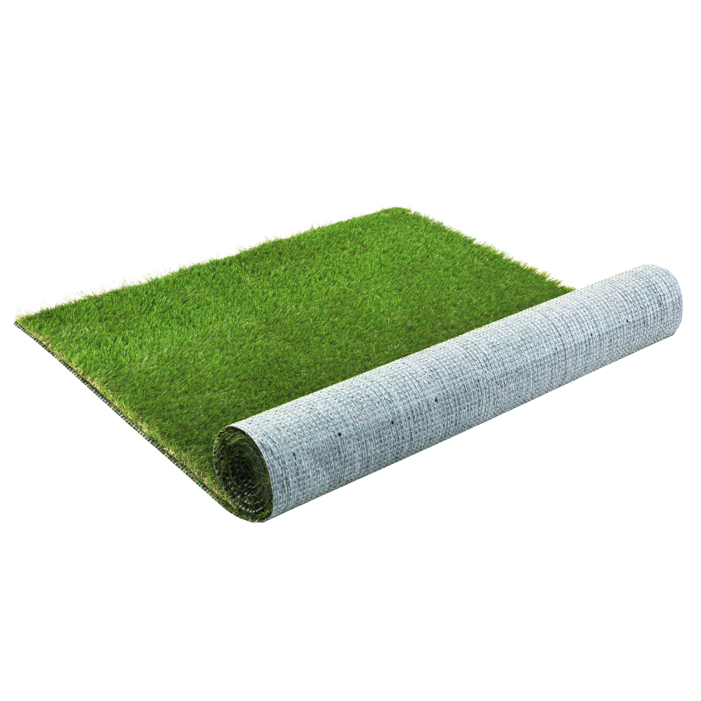 New Primeturf Artificial Synthetic Grass 1 x 10m 30mm – Green + Fast Free Shipping