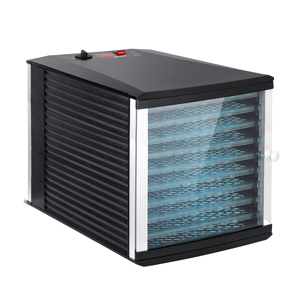 Brand New Devanti Commercial Food Dehydrator with 10 Trays Fast Free Shipping