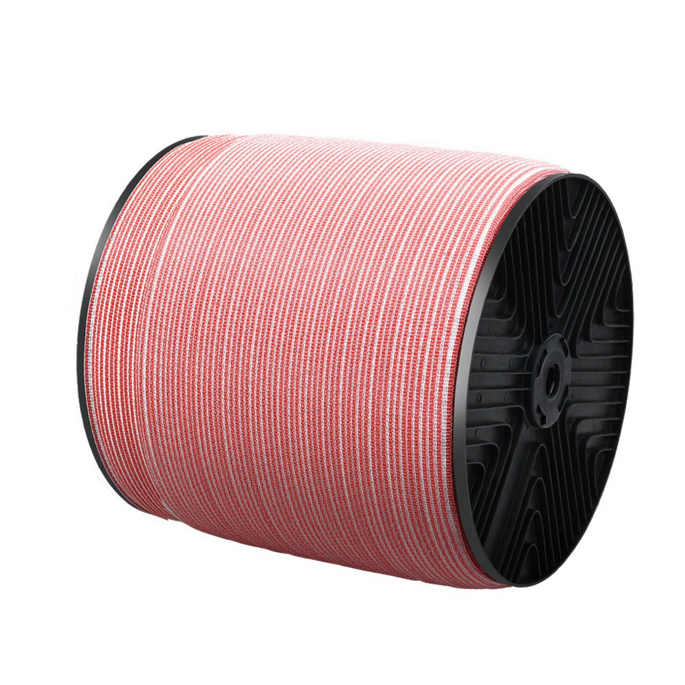 [Brand New] Giantz 2000M Electric Fence Wire Tape Poly Stainless Steel Temporary Fencing Kit Fast Free Shipping Australia Wide 2020