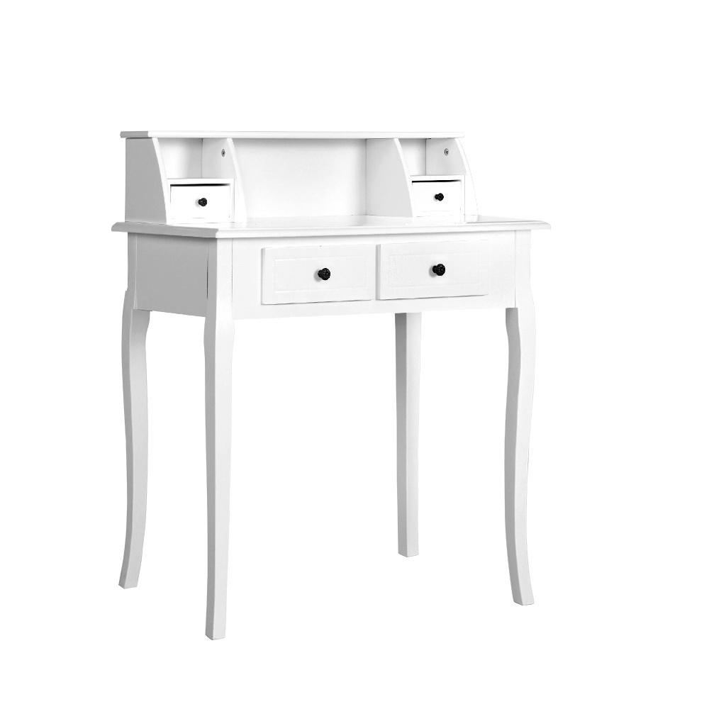 Artiss Dressing Table Console Table Jewellery Cabinet 4 Drawers Wooden Furniture