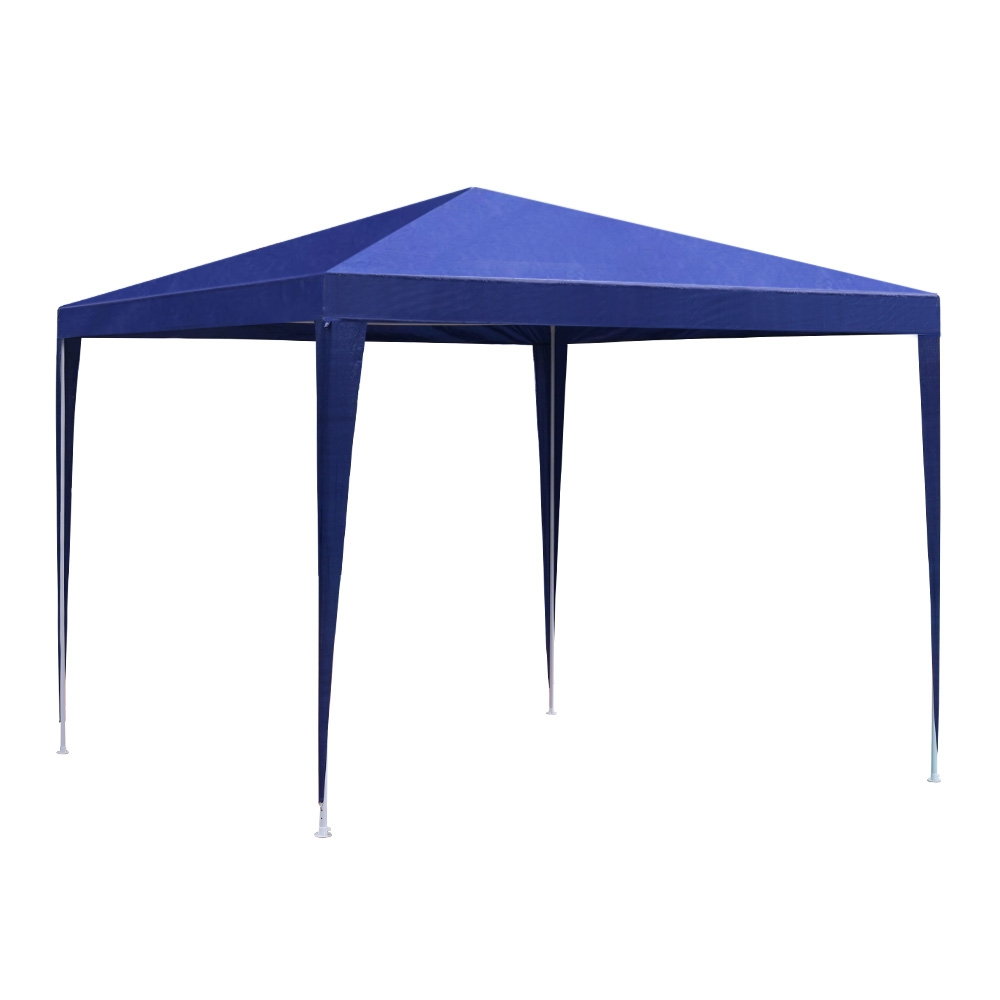 [Brand New] Instahut Gazebo 3x3m Tent Marquee Party Wedding Event Canopy Camping Blue Fast Free Shipping Australia Wide 2020