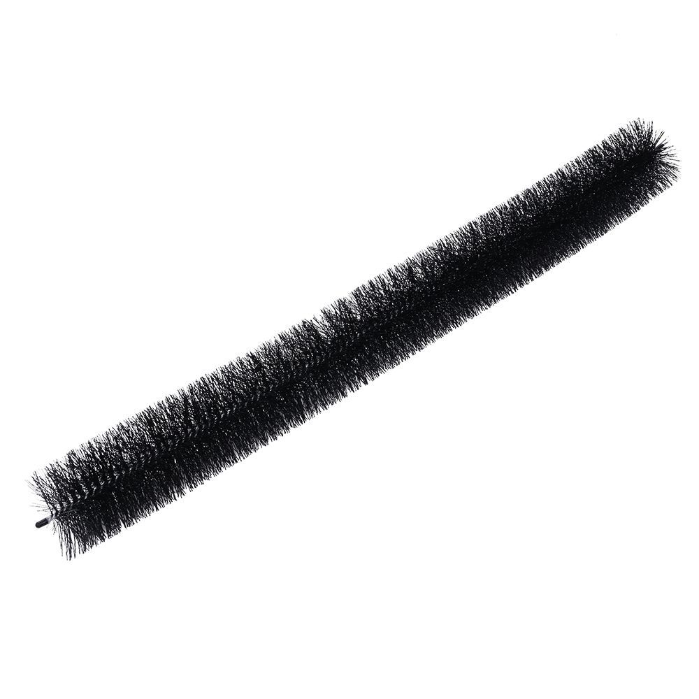 Brand New 24 Pcs Gutter Brush Guard 100mm X 22m Length Leaf Twigs Filter Home Garden Fast Free Shipping