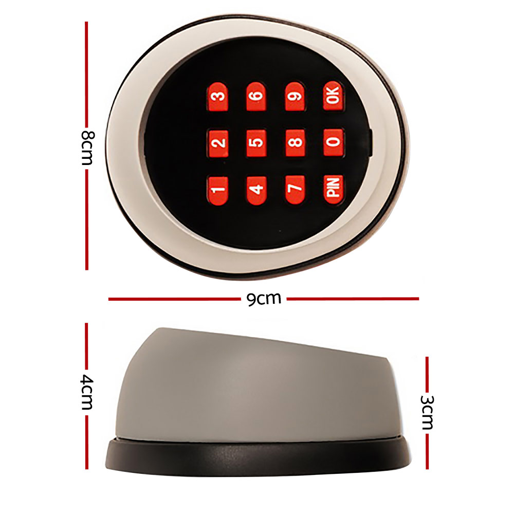 [Brand New] LockMaster Wireless Control Keypad Gate Opener Fast Free Shipping Australia Wide 2020