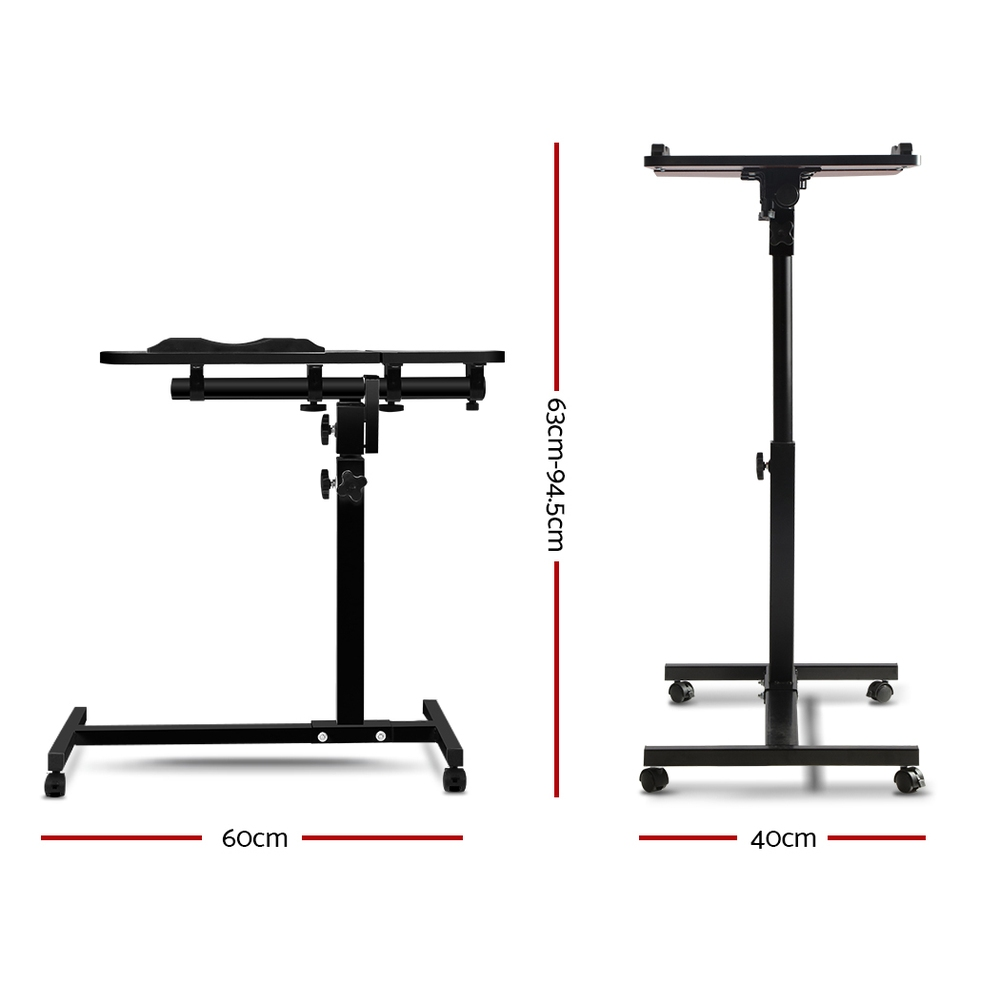 🥇 New Adjustable Computer Stand with Cooler Fan – Black ⭐+ Fast Free Shipping 🚀