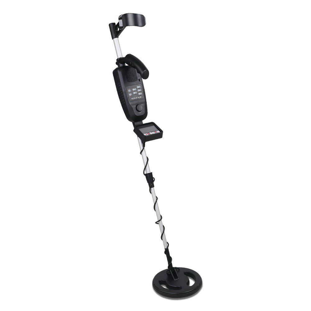 [Brand New] LCD Screen Metal Detector with Headphones – Black Fast Free Shipping Australia Wide 2020