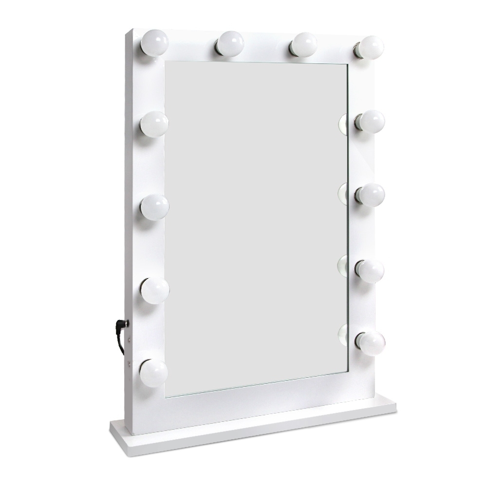 Brand New Embellir Make Up Mirror with LED Lights – White Fast Free Shipping