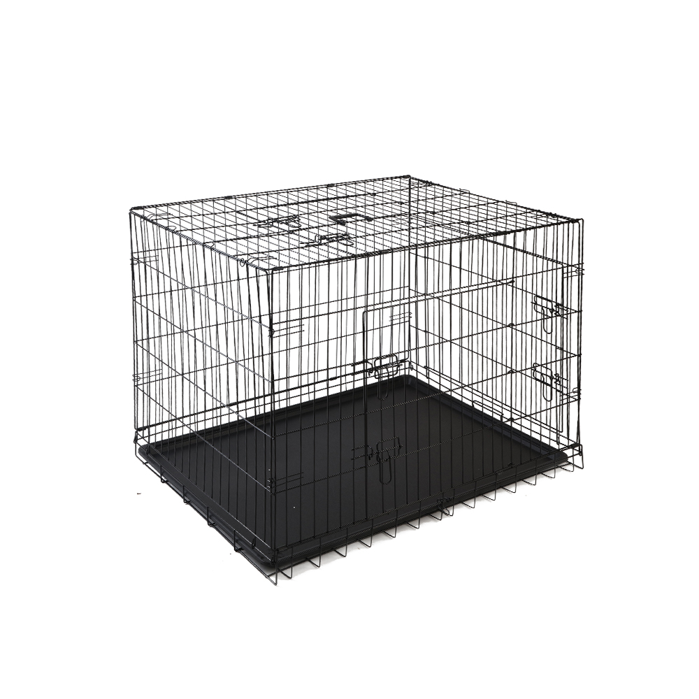 🥇 New i.Pet 48inch Pet Cage – Black ⭐+ Fast Free Shipping 🚀