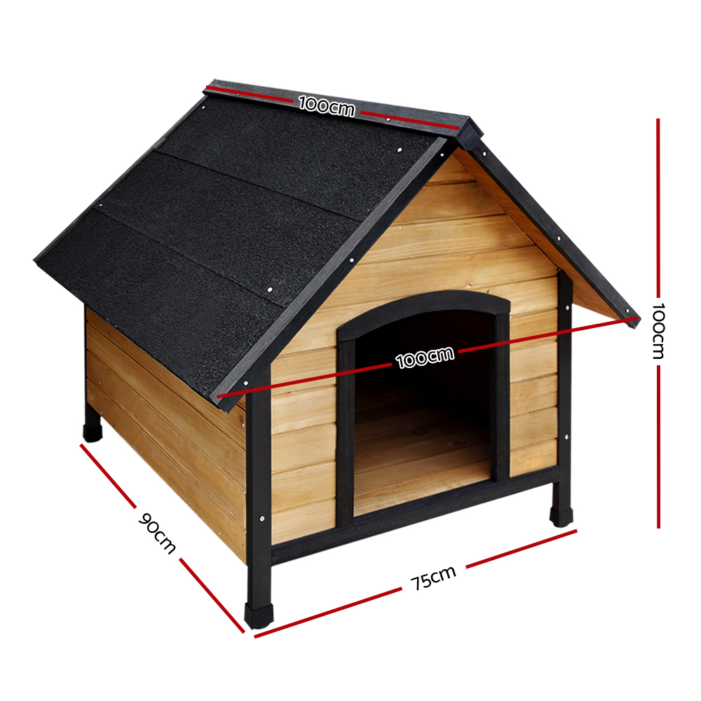 🥇 New i.Pet Dog Kennel Kennels Outdoor Wooden Pet House Puppy Extra Large XL Outside ⭐+ Fast Free Shipping 🚀