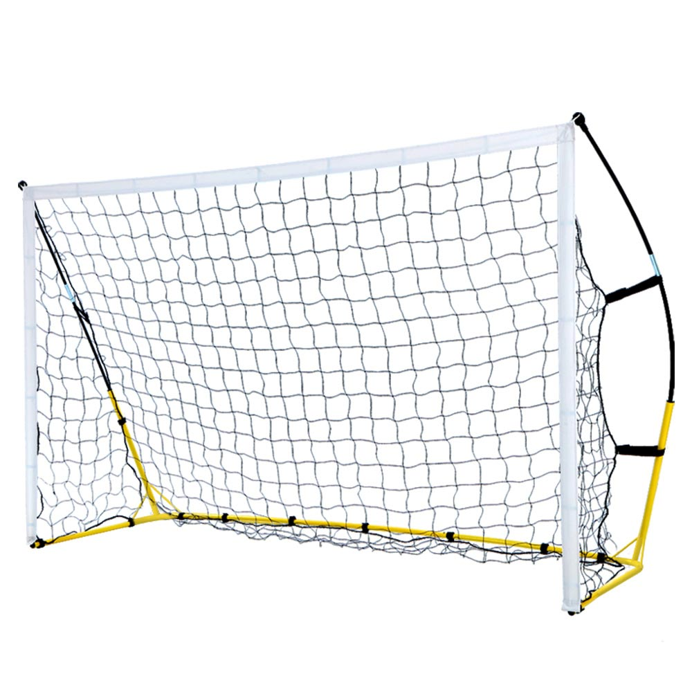 🥇 New Everfit Portable Soccer Football Goal Net Kids Outdoor Training Sports 3.6M XL ⭐+ Fast Free Shipping 🚀