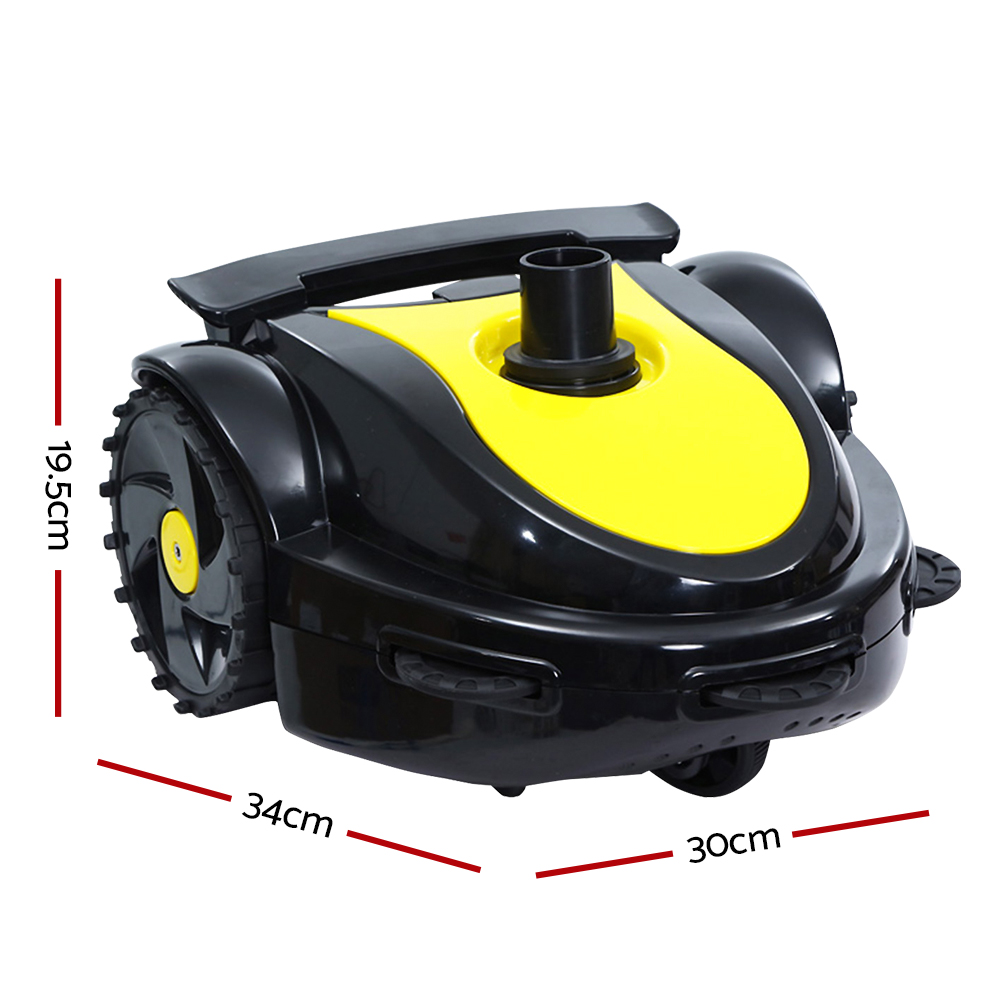 🥇 New Aquabuddy Swimming Pool Cleaner Floor Automatic Vacuum ⭐+ Fast Free Shipping 🚀