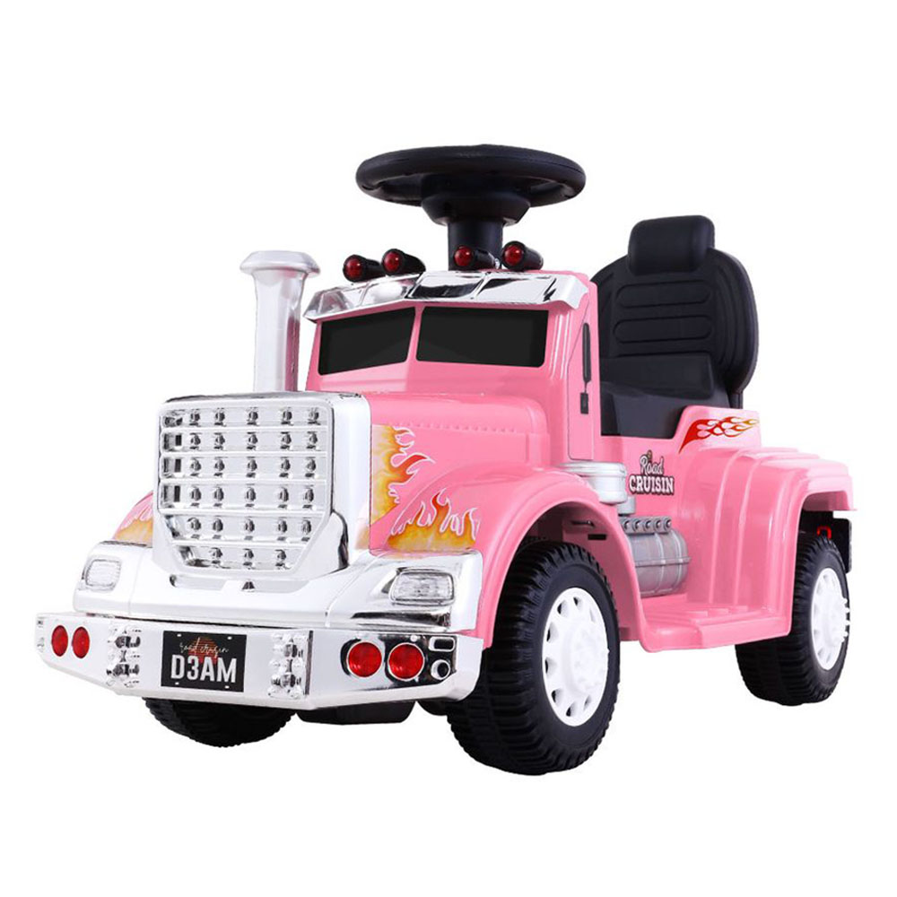 Brand New Ride On Cars Kids Electric Toys Car Battery Truck Childrens Motorbike Toy Rigo Pink Fast Free Shipping