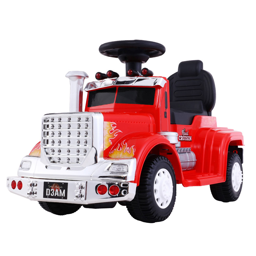 Brand New Ride On Cars Kids Electric Toys Car Battery Truck Childrens Motorbike Toy Rigo Red Fast Free Shipping