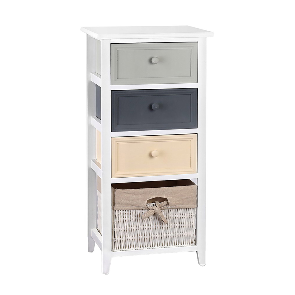 🥇 New Artiss Bedroom Storage Cabinet – White ⭐+ Fast Free Shipping 🚀