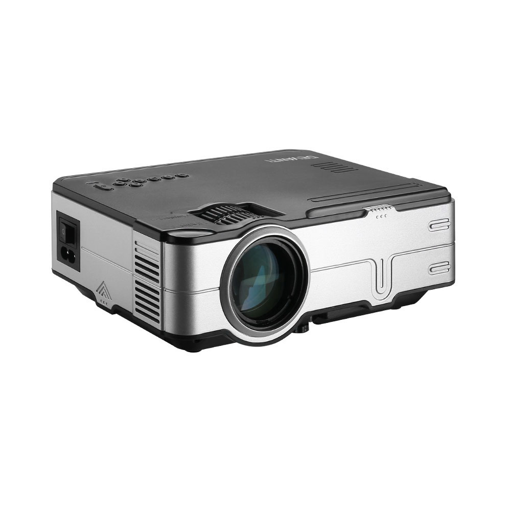 Devanti Portable Mini Video Projector Home Cinema HDMI VGA USB Movies 1080P