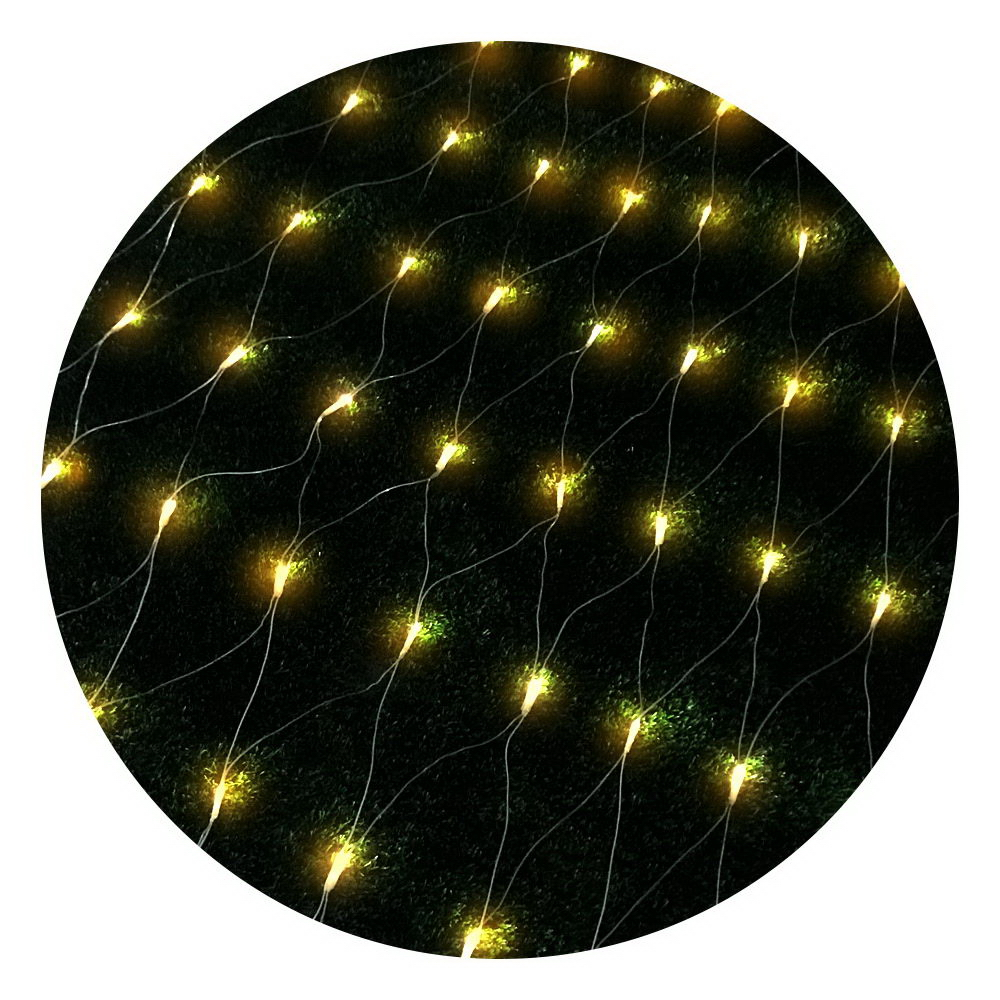 [Brand New] Jingle Jollys 4mx6m Christmas Net Mesh Lights 1000LED String Fairy Party Wedding Fast Free Shipping Australia Wide 2020